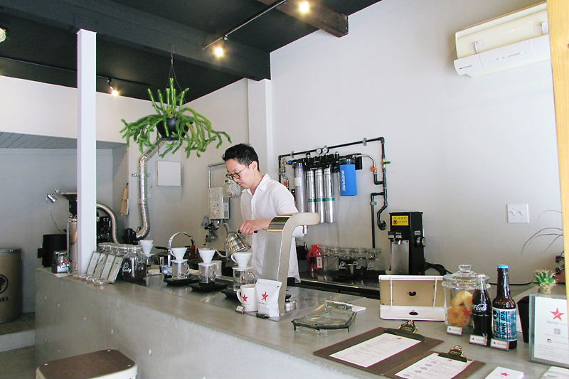 RoastersCoffee